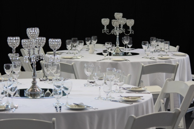 Candelabras : crystal table settings - pezcame.com