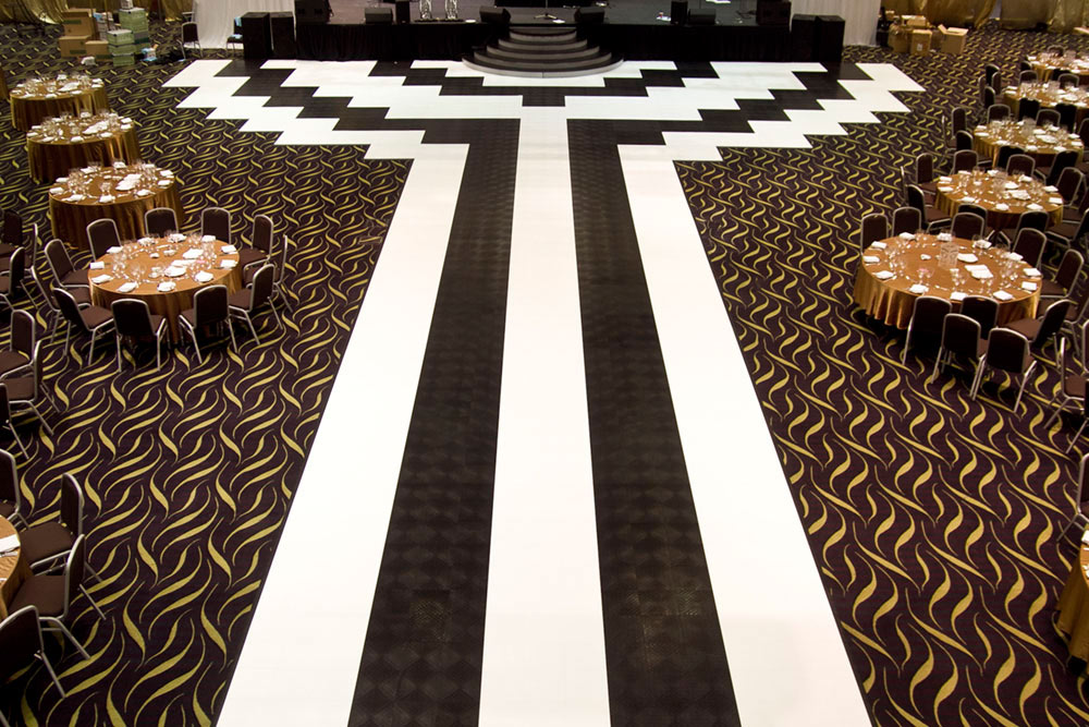 Incredible group dance floors Inspire flooring