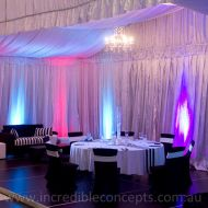 Styled Marquee
