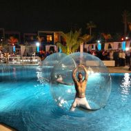 Event Entertainment for Pool Parties