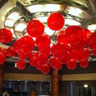 Oversized Balloon Decor