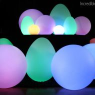 Glow Shapes for Event Decor