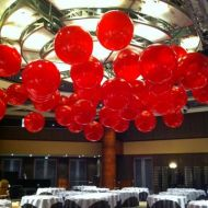 Oversized Balloon Room Decor