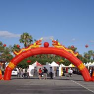 Dragon Archways