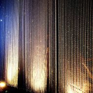 Illuminated Crystal Wall