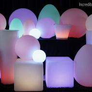 Assorted Glow for Event Decor