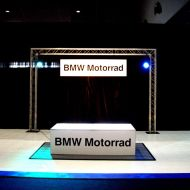BMW Expo Flooring