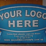 Inflatable Sample Logo